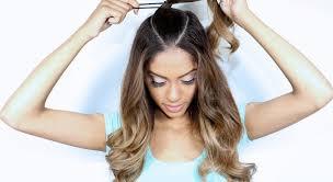 ariana grande inspired hair tutorial