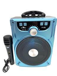 Loa kéo bluetooth di động hát karaoke xách tay P88 P89 NT88 Kiomic (Tặng  kèm micro) - Âm thanh cực chuẩn