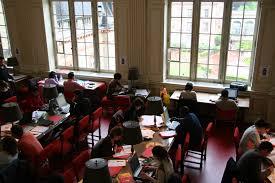 Campus Library Cité Internationale Universitaire De Paris