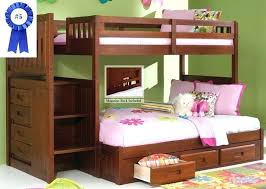 bunk bed with stairs for girls. Full Size Of 3 Kid Bunk Bed Girls With Slide Bedroom Kids Set Trendy Beds Stairs For R
