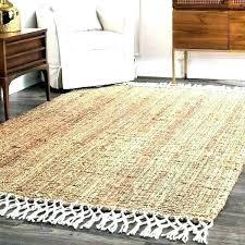8 x 10 jute rug jute rug jute rug jute rug jute rug handmade chunky jute