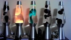 5 goo kit grande lava lite lamps