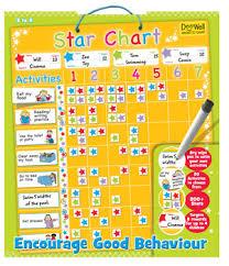 Custom Design Magnetic Reward Star Behavior Chart For 3 Children Or More Buy Magnetic Star Reward Behavior Chart Organize Kid Behavior Chore