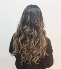 ハイライトグラデーションの髪型おすすめ2018やり方のコツも