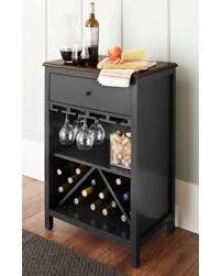 black wine cabinet. Chatham House Baldwin Wine Cabinet In Black S