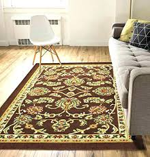 rubber backed rug rubber back area rugs non skid slip antibacterial 5 x 7 rug latex rubber backed rug