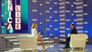 Berlusconi a Domenica Live 3.073.000 spettatori 18.4% di share