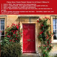 feng shui front doorearthegy  Blog Archive  Feng Shui Tips for Your Front Door