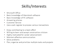 Examples Of Good Skills To Put On A Resumes Skills To Put On Resume Technical Skills To Put On A Resume Some