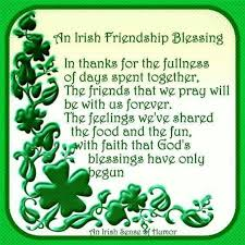 Irish Quotes About Friendship