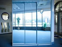 great sliding glass office doors 2. Lowes Interior Doors Glass Wall Partitions For Offices Sliding Room Dividers Hanging Divider Great Office 2