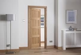modernus 5 panel oak door landscape