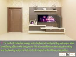 Small Picture Tv unit design for living room india