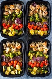 Weekly Lunch Prep Chicken Meal Prep Recipes 19 Easy Not Boring Ideas