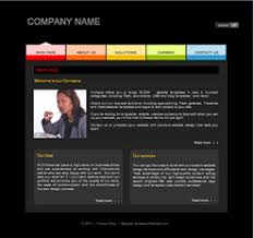 Free Flash Web Template Free Dynamic Flash Website Templates