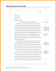 Mla Format Forearch Paper Requirements Cite Proper Papers Proposal