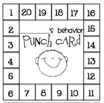 Daily Behavior Chart Template For Kindergarten Individual Behavior Chart For Kindergarten