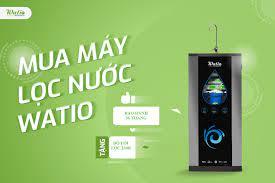 Máy lọc nước Watio - Home