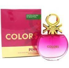 <b>Pink</b> United <b>Colors</b> of <b>Benetton</b> Fragrances for Women for sale   eBay