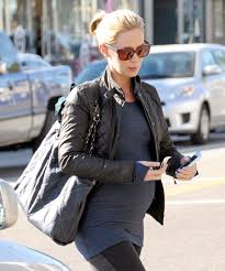 Celebrity Bump: Emily Blunt\u0027s Maternity Style - Project Nursery