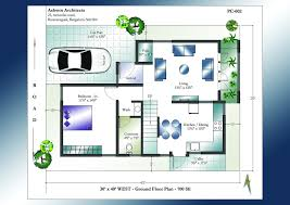 free house plans for 30x40 site indian style lovely 30 40 house plans india lovely