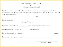 School Excuse Template Excuse Note For Work Template New Doctors From Dr School