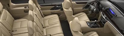 2018 lexus suv interior. beautiful suv semianiline perforated leatheru2013trimmed interior on 2018 lexus suv interior