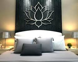 extra large outdoor metal wall art decor lotus flower contemporary sculpture home design decorati