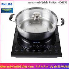 BIG SALE] Bếp từ đơn cao cấp Philips HD4932, Giá tháng 10/2020