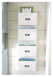 wall hanging office organizer. How To Build Hanging Wall File Organizer: Chic White Organizer Office N