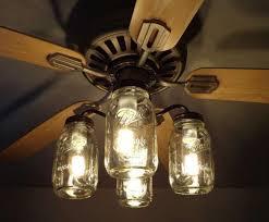 antler chandelier kit luxury with mason jar ceiling fan light kit new quart jars