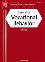 Vocational Careers List Journal Of Vocational Behavior Elsevier