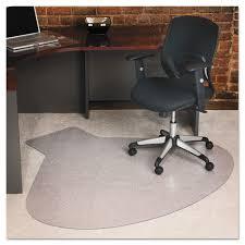 clear office. everlife chair mats for medium pile carpetes robbins in awesome clear office