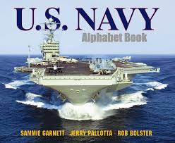 It was found in the signals section and paired with the alphabetical code flags defined in the international code. U S Navy Alphabet Book Jerry Pallotta S Alphabet Books Pallotta Jerry Garnett Sammie Bolster Rob 9781570915871 Amazon Com Books