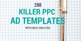 Ad Templates 288 Killer Ppc Ad Templates With Crazy High Ctrs Wordstream