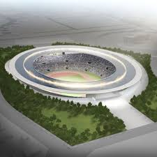 2020 Olympics Stadium Design Japan National Stadium News Deeen