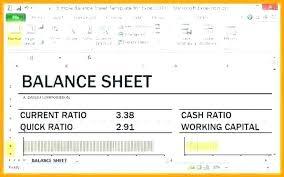 Simple Personal Balance Sheet Example Personal Finance Balance Sheet Template Financial Statement