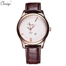 chaxigo 2016 leather watch women dress watches hour clock men chaxigo 2016 leather watch women dress watches hour clock men fashion casual unisex quartz relogio relojes