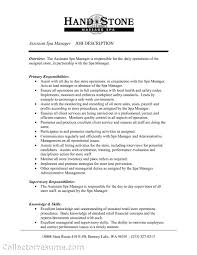 skills for assistant manager. assistant manager job description resume ...