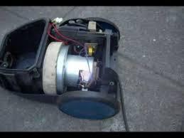 vacuum cleaner motor failure vacuum cleaner motor failure
