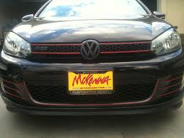Homemade front lip? - VW GTI MKVI Forum / VW Golf R Forum / VW ...