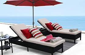 modern outdoor patio furniture. Baner Garden X15 Modern Outdoor Pool Patio Furniture Adjustable One Single  Chaise Lounge Chair With Two Modern Outdoor Patio Furniture