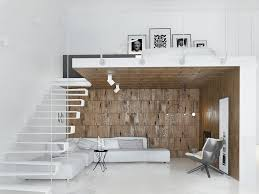 40 Awesome Small Studio Apartments With Lofted Beds Simple 1 Bedroom Loft Minimalist Collection