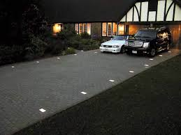 lighting from the ground. landscape ground lighting from the s