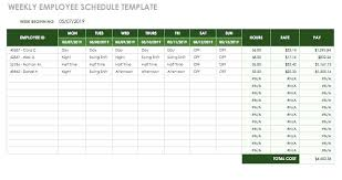 work time schedule template excel employee schedule template svptraining info