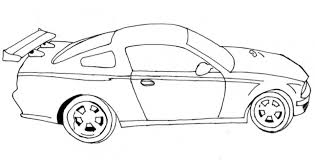 Small Picture 100 Sports Car Coloring Pages Printable Free Printable Race Car