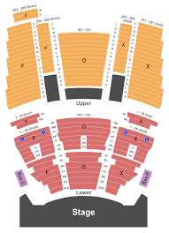 Fox Theatre Foxwoods Casino Seating Chart Mashantucket