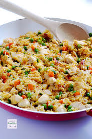 chicken and rice dinner recipes. Contemporary Recipes Skip The Takeout And Make This Easy Chicken Fried Rice At Home Itu0027s A  Simple Throughout Chicken And Rice Dinner Recipes R