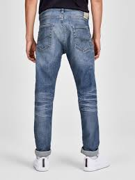 Jack Jones Clothing Size Chart Jack Jones Fred Icon Bl 806 Comfort Fit Jeans