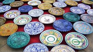 Small Decorative Plates Spanish Decorative Plates 4 365